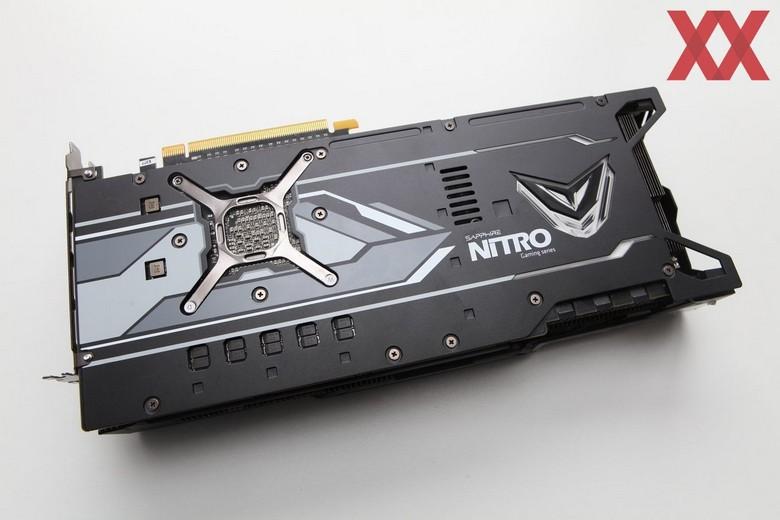 Видеокарта Sapphire Nitro+ Radeon RX Vega64 разгоняется до 1740 МГц для GPU