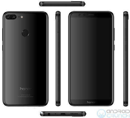 Смартфон Honor 9 Lite будет стоить около 300 долларов