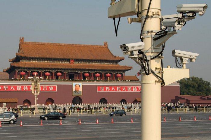 Китайской национальной системе слежения, которая включает 170 млн камер, требуется 7 минут для поиска человека