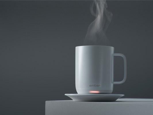 Мелочь, а приятно: чашка, которая регулирует температуру напитка - 2