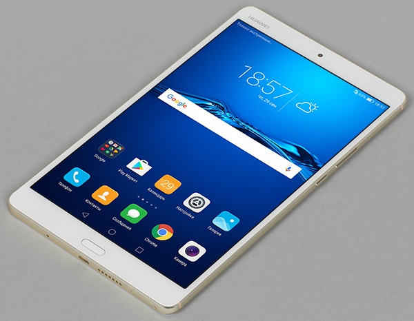 Планшет Huawei MediaPad M5 будет основан на SoC Kirin 960