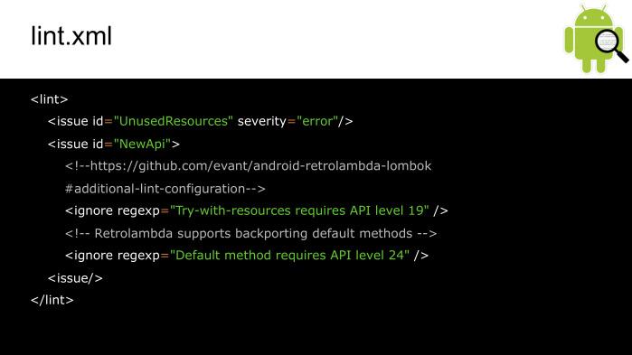 Советы по созданию современного Android-приложения. Лекция Яндекса - 60