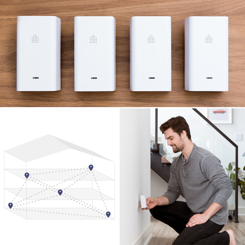 Технология Aura WiFi Motion уже коммерциализована в собственных изделиях Cognitive Systems