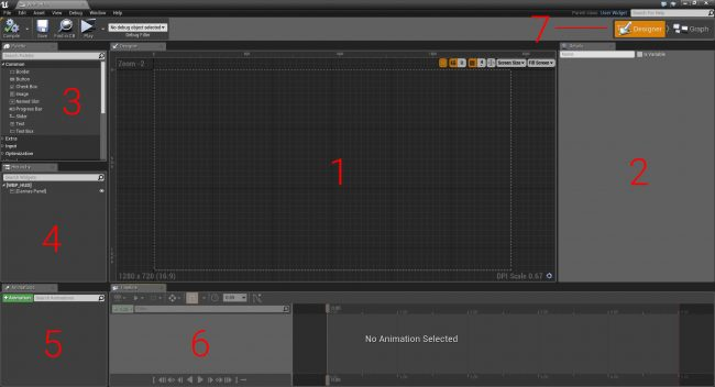 Туториал по Unreal Engine. Часть 4: UI - 8