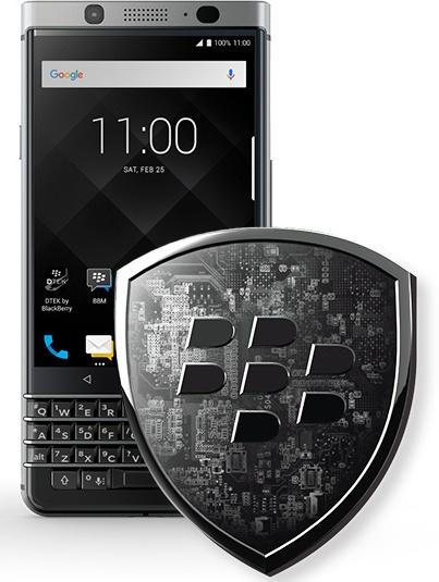 BlackBerry отключает сервисы