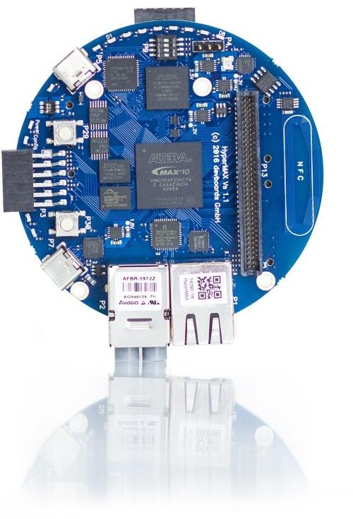 HyperRAM: использование микросхемы с интерфейсом памяти HyperBus - 3