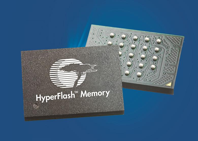 HyperRAM: использование микросхемы с интерфейсом памяти HyperBus - 1