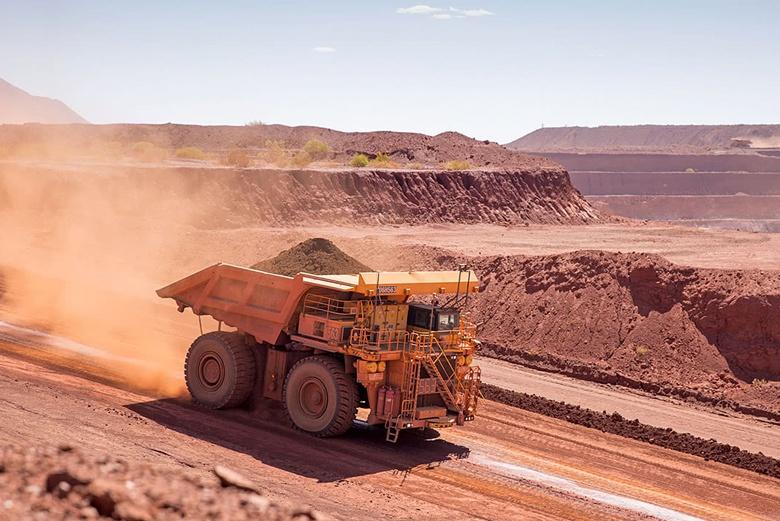Эти грузовики Caterpillar будут работать на австралийских железорудных карьерах
