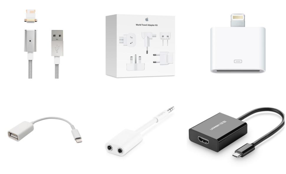 Без порта — работа не та: 14 полезных переходников для iPhone и MacBook - 1