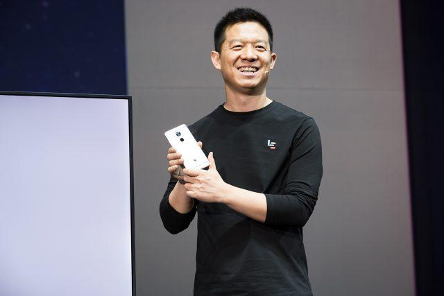 Глава LeEco попал в немилость в Китае