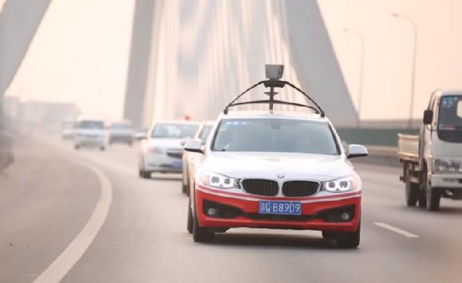 К 2040 году рынок самоуправляемых автомобилей Китая будет оцениваться в триллион долларов