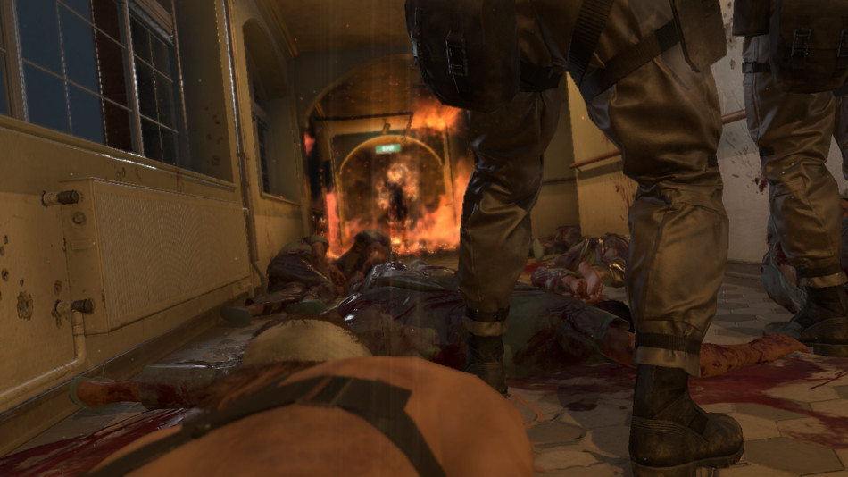 Как рендерит кадр движок Metal Gear Solid V: Phantom Pain - 100