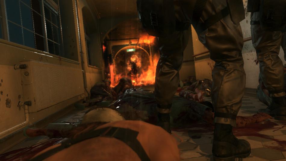 Как рендерит кадр движок Metal Gear Solid V: Phantom Pain - 102