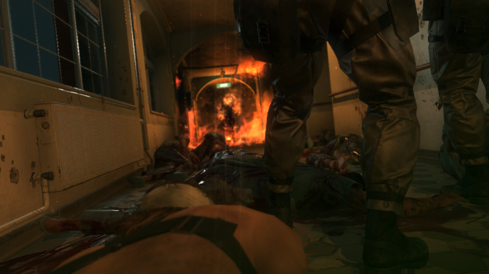 Как рендерит кадр движок Metal Gear Solid V: Phantom Pain - 107