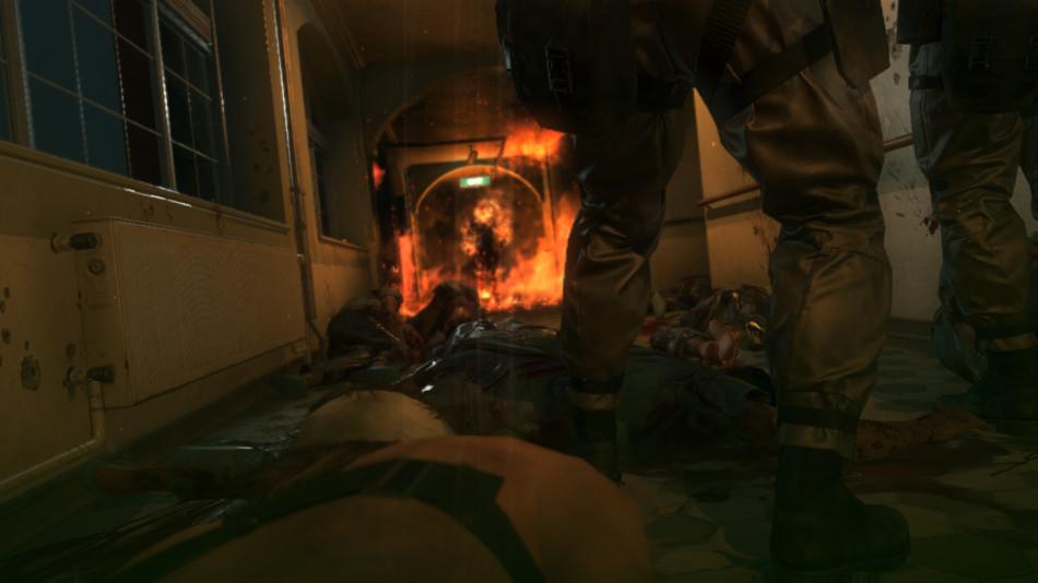 Как рендерит кадр движок Metal Gear Solid V: Phantom Pain - 108
