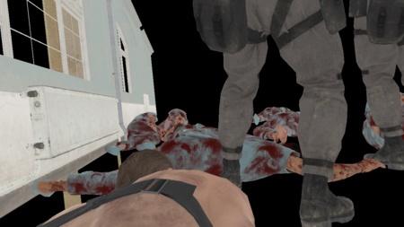 Как рендерит кадр движок Metal Gear Solid V: Phantom Pain - 12