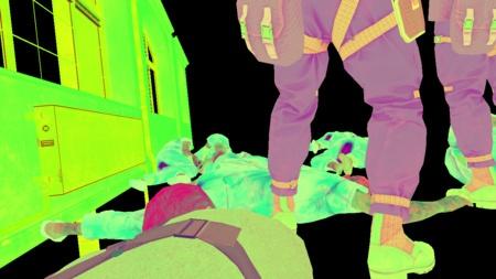 Как рендерит кадр движок Metal Gear Solid V: Phantom Pain - 14