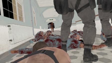 Как рендерит кадр движок Metal Gear Solid V: Phantom Pain - 16