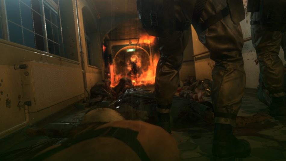 Как рендерит кадр движок Metal Gear Solid V: Phantom Pain - 2
