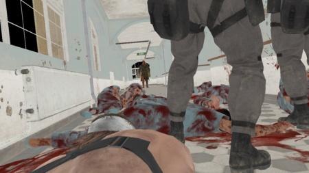 Как рендерит кадр движок Metal Gear Solid V: Phantom Pain - 20