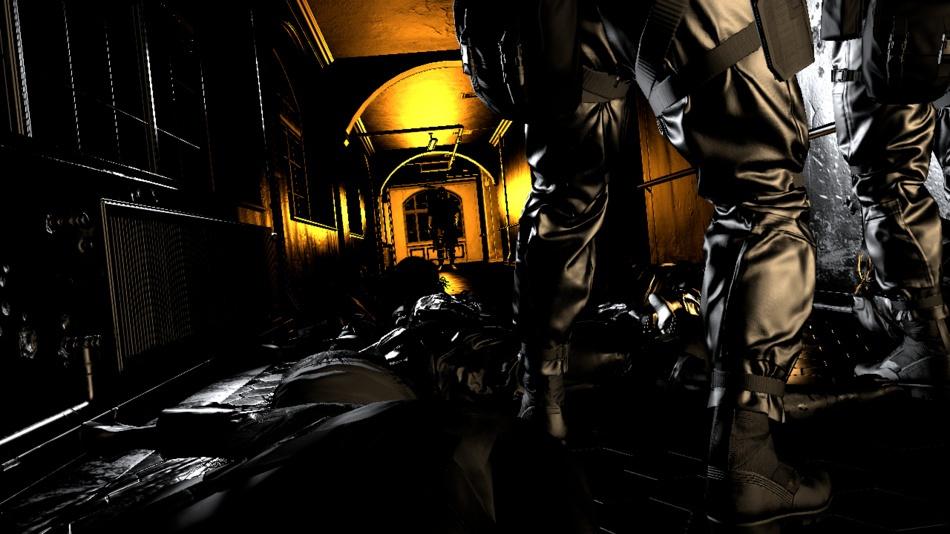 Как рендерит кадр движок Metal Gear Solid V: Phantom Pain - 49