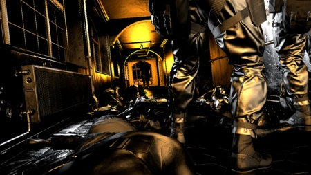 Как рендерит кадр движок Metal Gear Solid V: Phantom Pain - 56