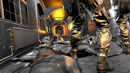 Как рендерит кадр движок Metal Gear Solid V: Phantom Pain - 58
