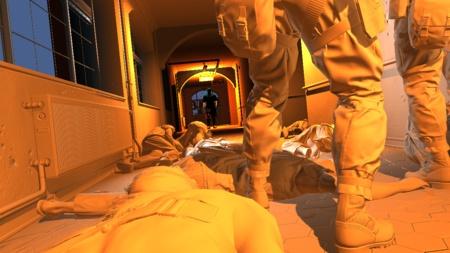Как рендерит кадр движок Metal Gear Solid V: Phantom Pain - 61