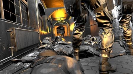 Как рендерит кадр движок Metal Gear Solid V: Phantom Pain - 62