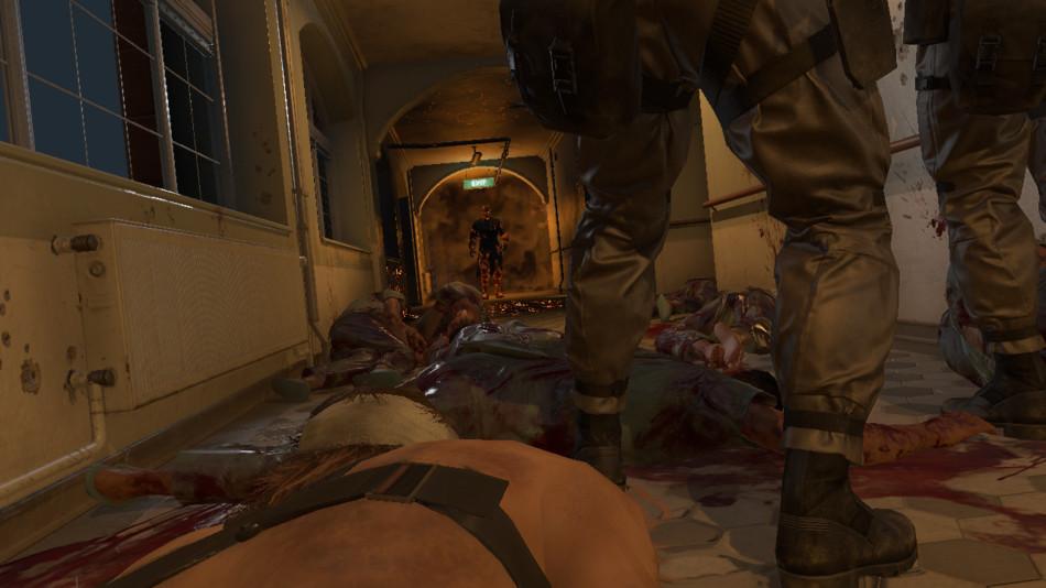 Как рендерит кадр движок Metal Gear Solid V: Phantom Pain - 77