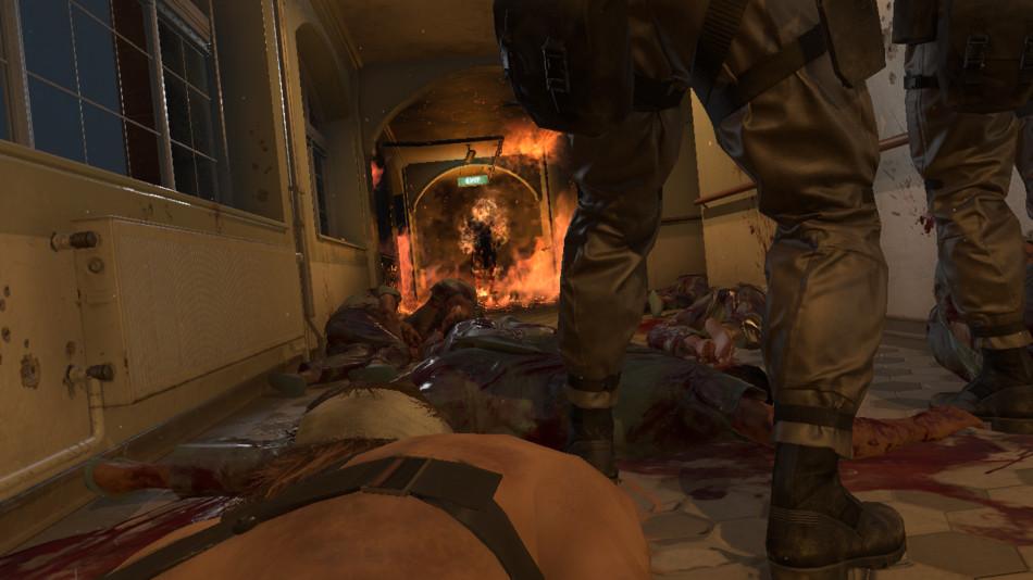 Как рендерит кадр движок Metal Gear Solid V: Phantom Pain - 89