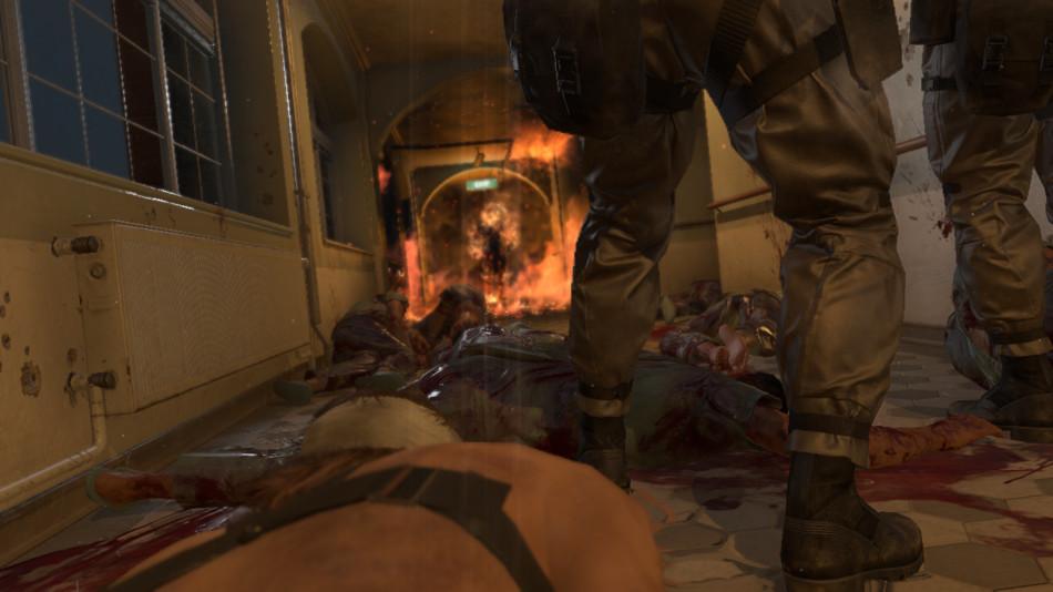 Как рендерит кадр движок Metal Gear Solid V: Phantom Pain - 95