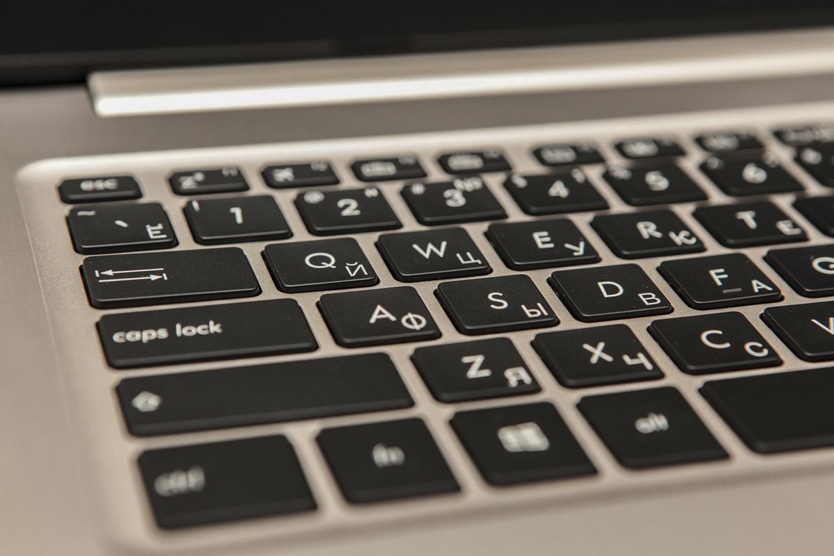 Обзор ноутбука ASUS N580VD - 13