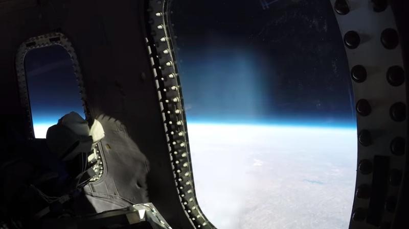 Полет на New Shepard от первого лица - 2