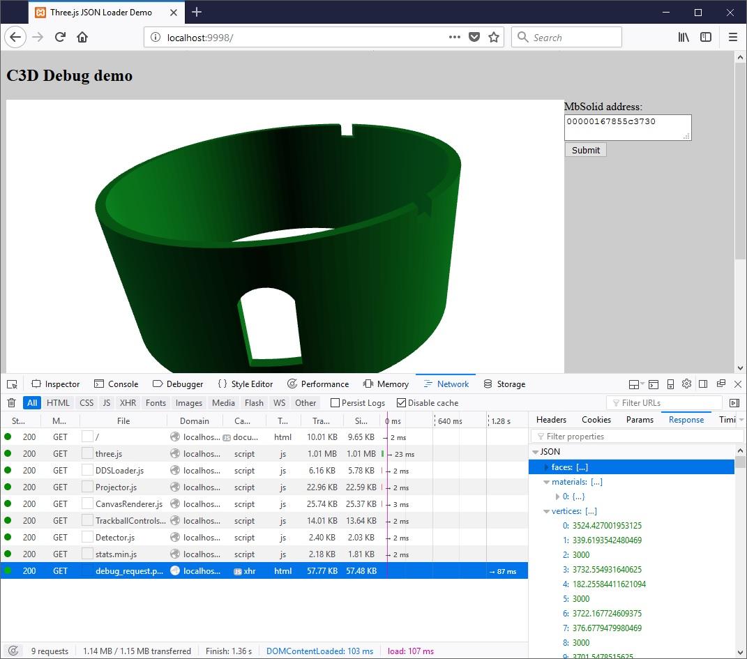 Расширение Visual Studio для визуализации пользовательских классов в режиме отладки. Часть 2 - 4