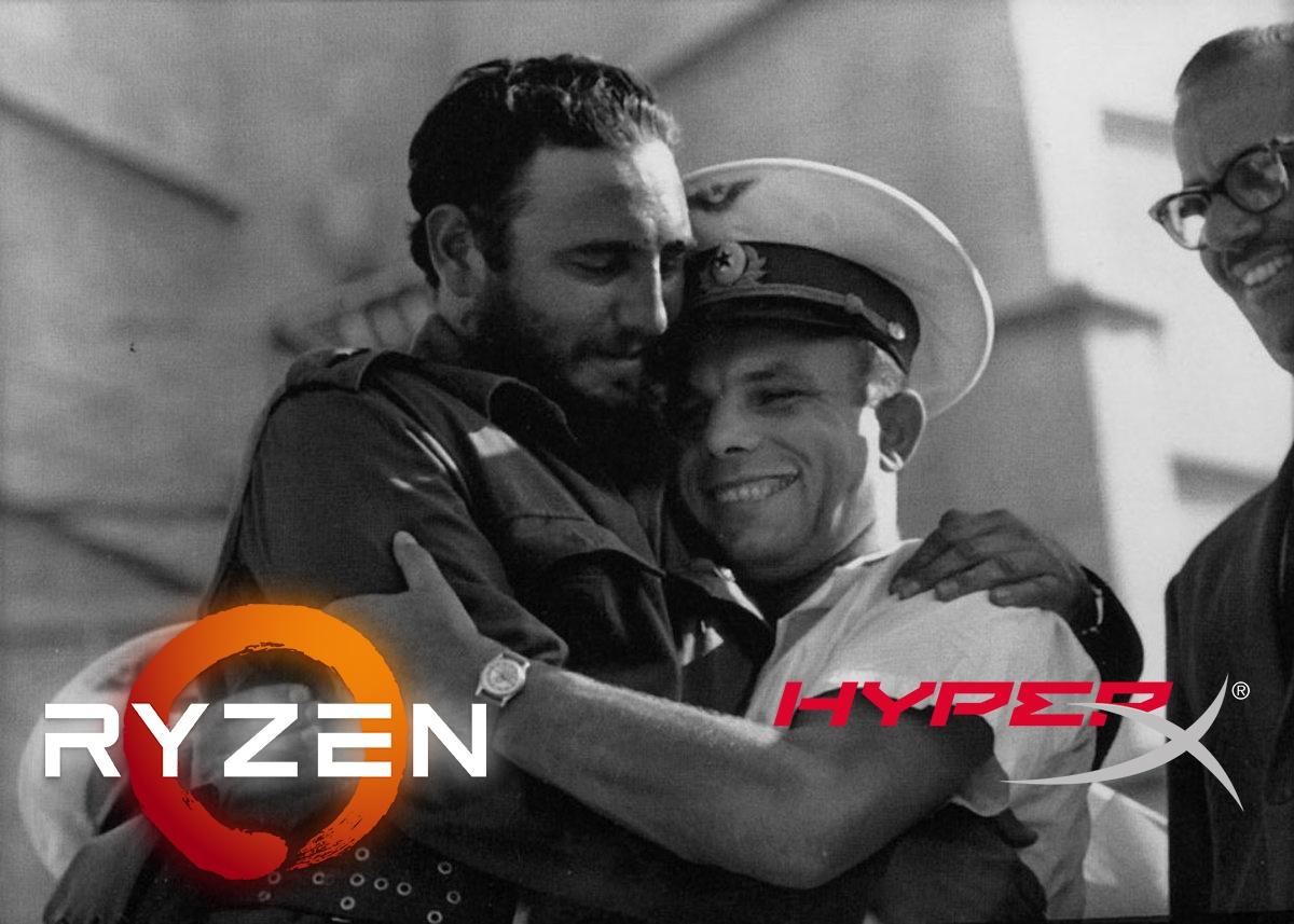 «Спасибо за помощь, камрад!» Ускоряем игровой ПК на базе процессора AMD Ryzen - 1