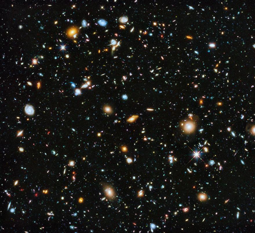 Спросите Итана: может ли Вселенная всё-таки прийти к Большому сжатию? - 9
