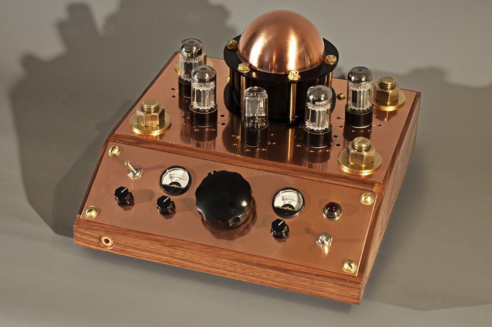 Стимпанк Hi-Fi: альтернативное прошлое звуковой аппаратуры - 3