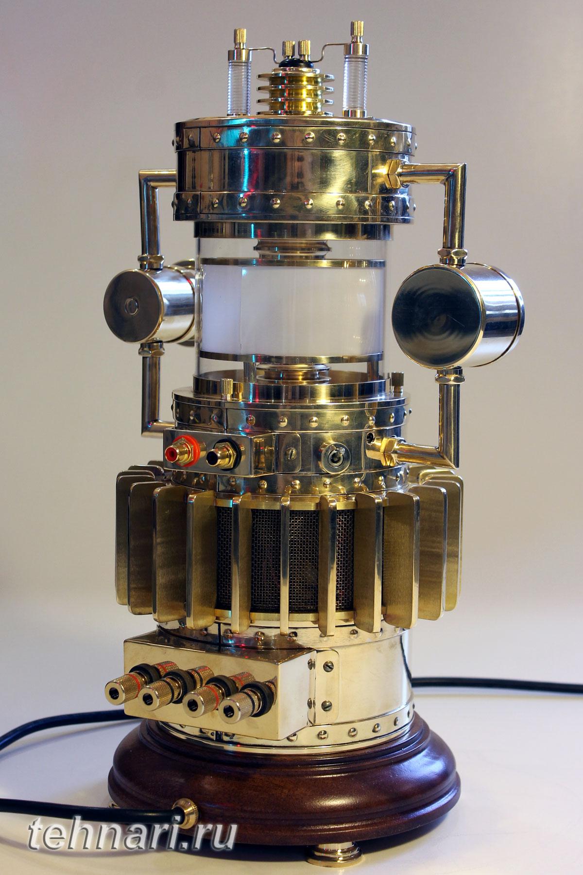 Стимпанк Hi-Fi: альтернативное прошлое звуковой аппаратуры - 9