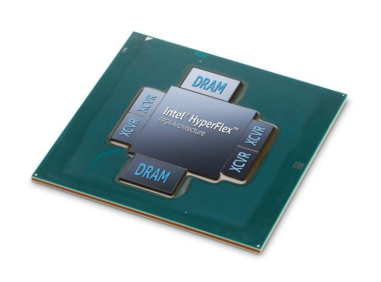 Изделие называется Intel Stratix 10 MX