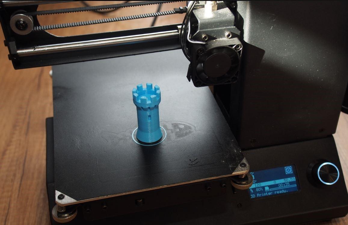 Wanhao Duplicator I3 Mini – доступная 3D печать - 15
