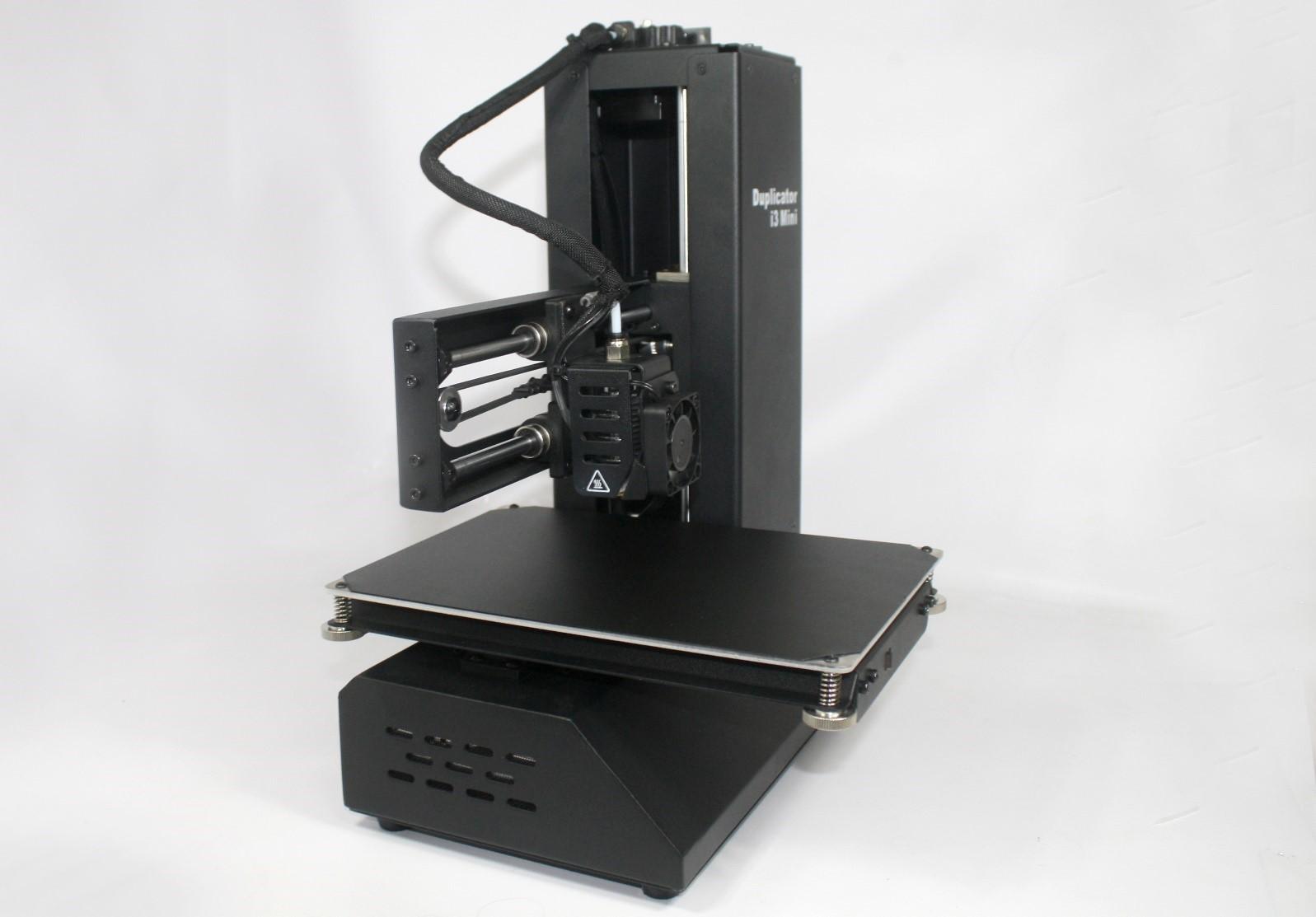 Wanhao Duplicator I3 Mini – доступная 3D печать - 2