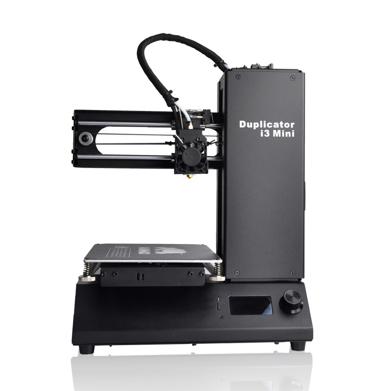 Wanhao Duplicator I3 Mini – доступная 3D печать - 1