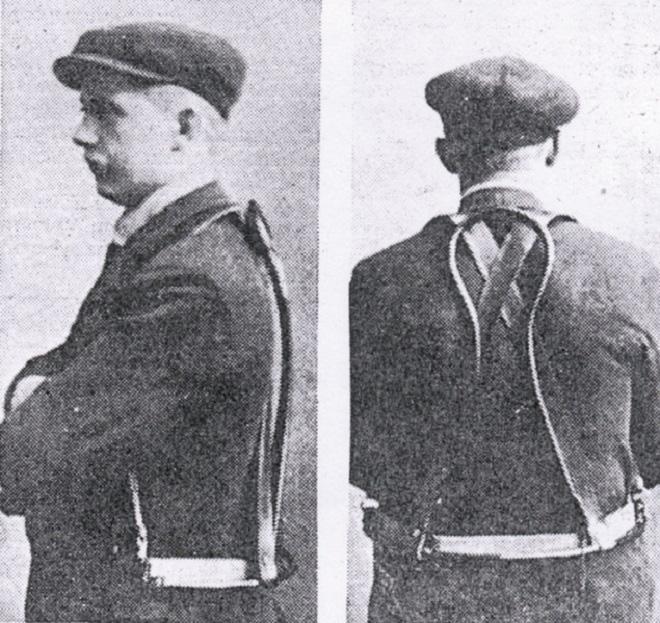 Как человек научился носить вещи на спине - 18