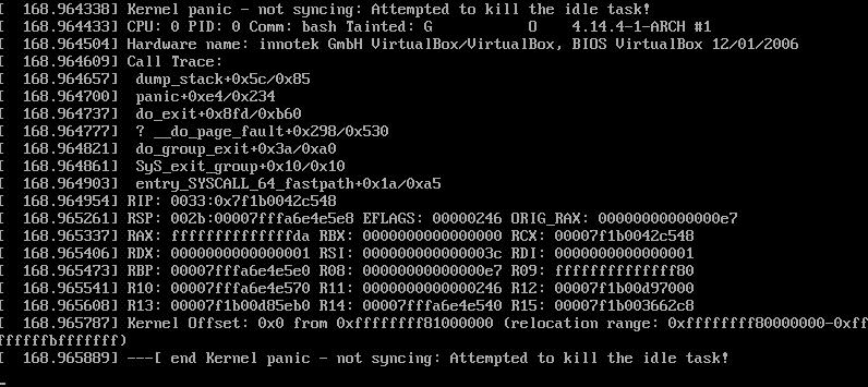 Меняем PID процесса в Linux с помощью модуля ядра - 4