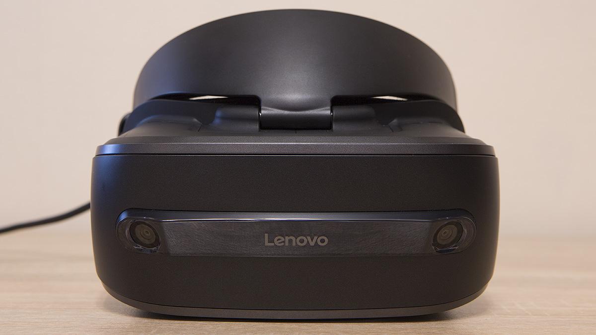 Обзор VR-шлема Lenovo Explorer: знакомство с VR при минимуме усилий - 11