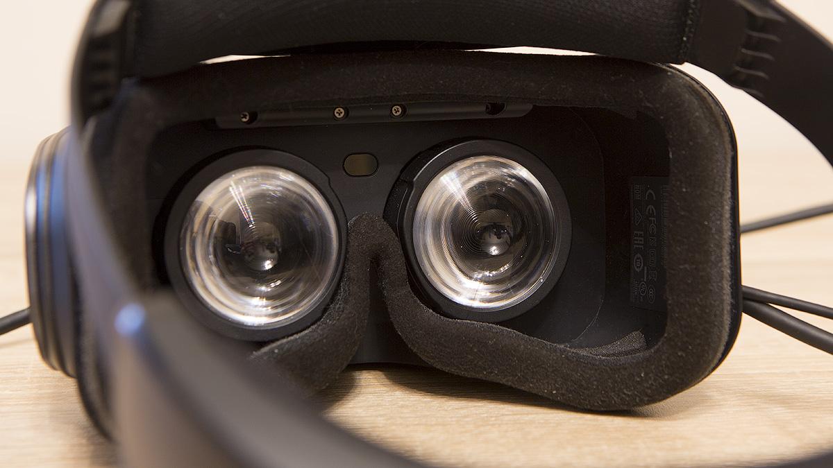 Обзор VR-шлема Lenovo Explorer: знакомство с VR при минимуме усилий - 21