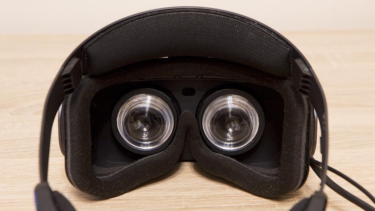 Обзор VR-шлема Lenovo Explorer: знакомство с VR при минимуме усилий - 3