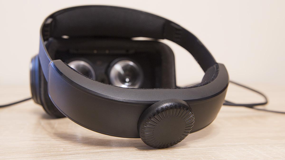 Обзор VR-шлема Lenovo Explorer: знакомство с VR при минимуме усилий - 4