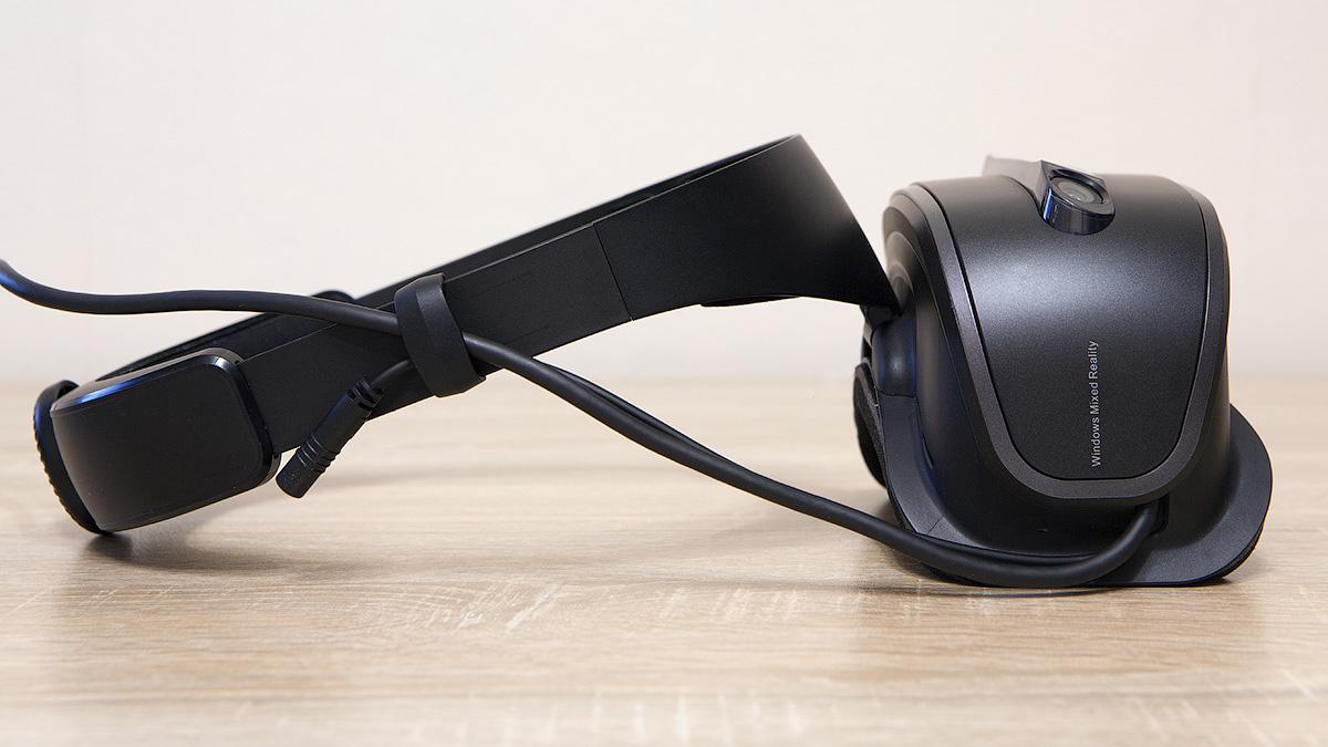 Обзор VR-шлема Lenovo Explorer: знакомство с VR при минимуме усилий - 5